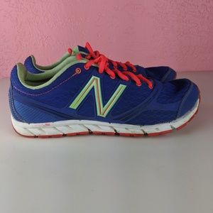 New Balance  Women's Textile athletic shoe